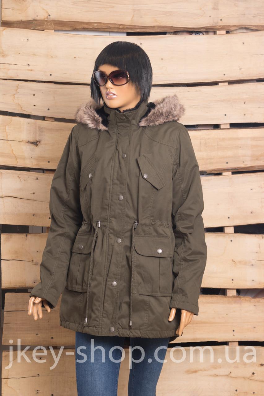 Куртка - Парка женская LOFT 2008673 KHAKI