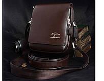Мужская сумка Kangaroo Kingdom 23*20*8.5 см