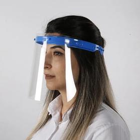 Щиток маска, захисний екран, для особи. Високий рівень захисту від вірусів.