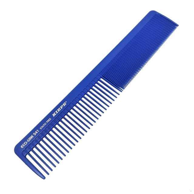 Расческа для стрижки волос комбинированная KIEPE ECO-LINE 541