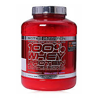 Протеин Scitec Nutrition 100% Whey Protein Professional 2350 грамм Разные вкусы