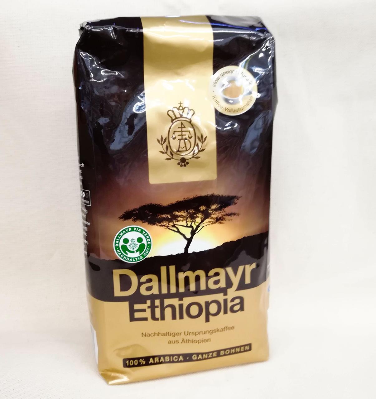 Dallmayr Ethiopia ganze bohnen