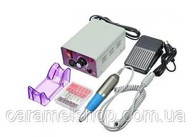Профессиональный фрезер с насадками для маникюра LINA MM-25000 25 ватт