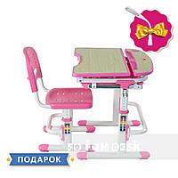Детская парта со стульчиком FunDesk Sorriso Pink