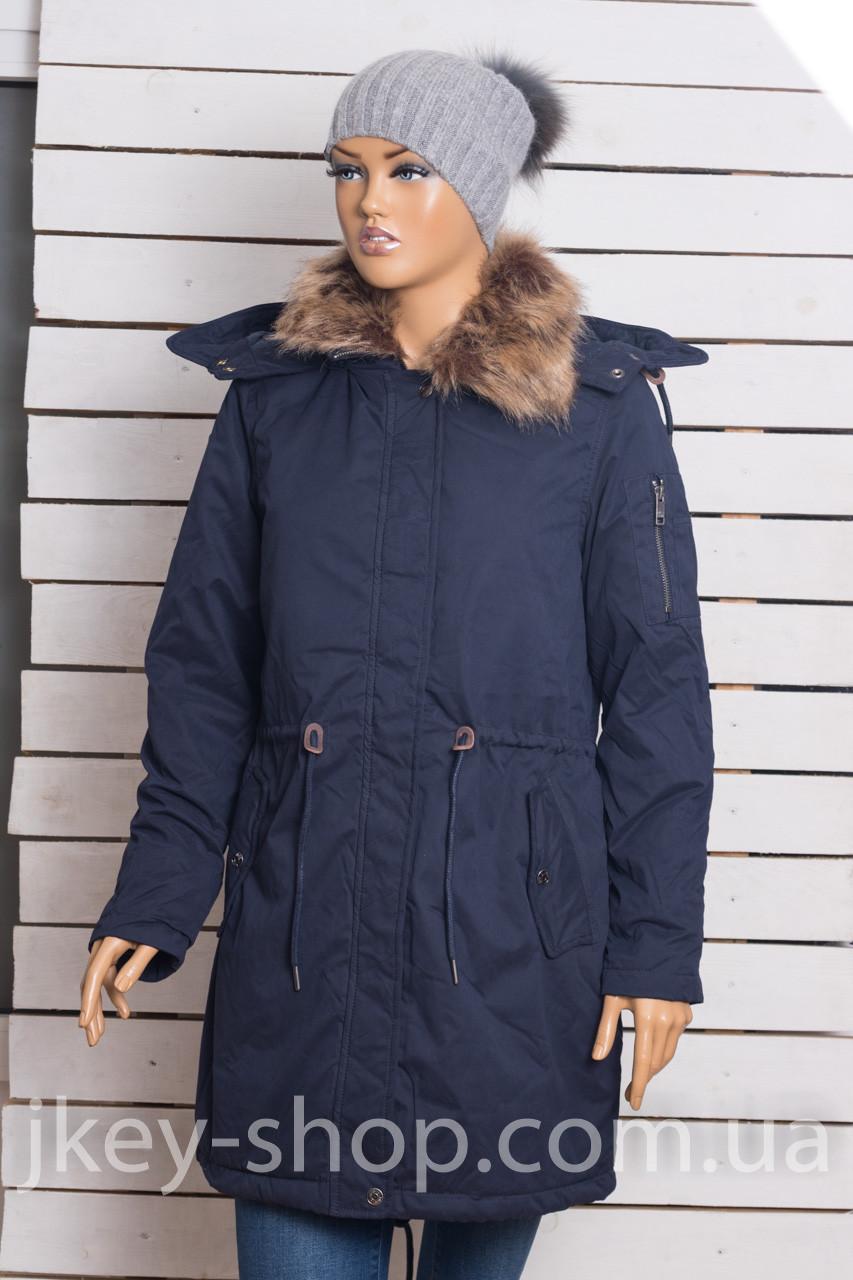 Куртка женская SCOTFREE 101.03.18L.57 LACIVERT