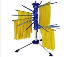 Сушка для макарон Marcato Tacapasta Blu синяя