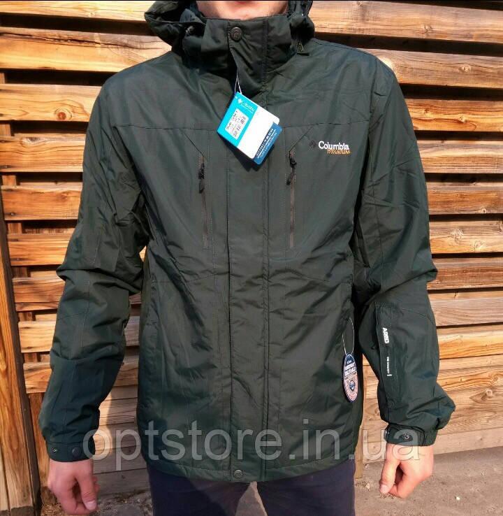 Куртка мужская осень-весна Columbia  (коламбия) реплика
