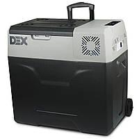 Холодильник автомобильный Dex CX-50B (50л,встроенная батарея (15600 mAh),темп. режим: от -20°C до +20°C), фото 1