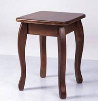 Табурет деревянный Смарт с квадратным сидением
