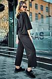 Прогулочный брендовый костюм женский с капюшоном (3 цвета, р.XS,S,M), фото 7