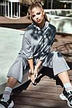 Прогулочный брендовый костюм женский с капюшоном (3 цвета, р.XS,S,M), фото 9