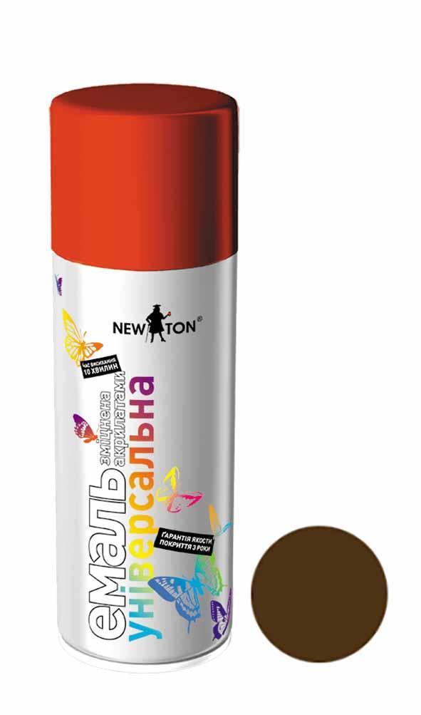 Фарба NewTon універсальна №8011 коричнева 400мл