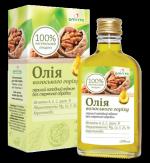Масло грецкого  ореха - 100% холодного отжима.Улучшает мозговую деятельность,разжижает кровь.200мл