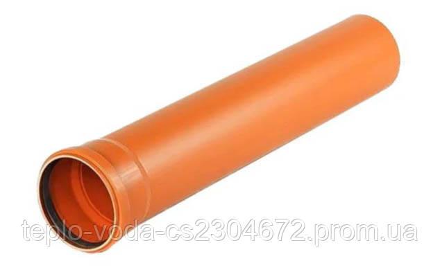 Труба ПВХ 110х2 Мпласт SN2 SDR41