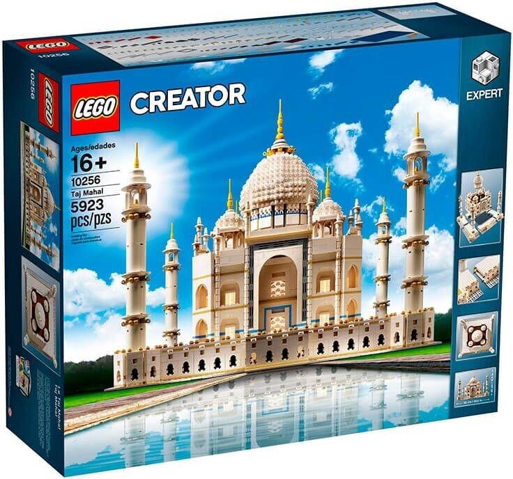 Блоковий конструктор LEGO Creator Тадж-Махал (10256)