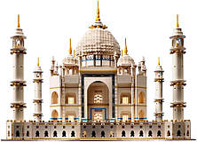 Блоковий конструктор LEGO Creator Тадж-Махал (10256), фото 2