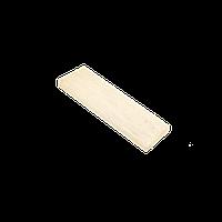 """Панель Decowood """"модерн"""" 12х3,5см белая"""