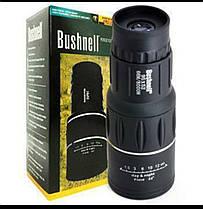 Монокуляр Bushnell 16x52 PowerView монокль, Бушнел, подзорная труба с чехлом, фото 3