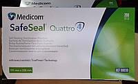 Самоклеючі пакети для стерилізації Safe Seal®Quattro (191x330мм), фото 1