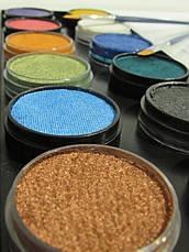 Палітра аквагрим Diamond FX металік 12 кольорів по 10 g, фото 3