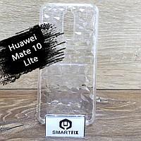 Прозорий силіконовий чохол для Huawei Mate 10 Lite