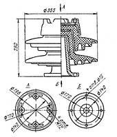 Изолятор ОНШ-20-10 УХЛ1 (ОШН-10-125 УХЛ1)