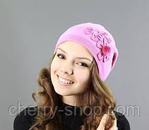 Шапка - 2112 - розовый