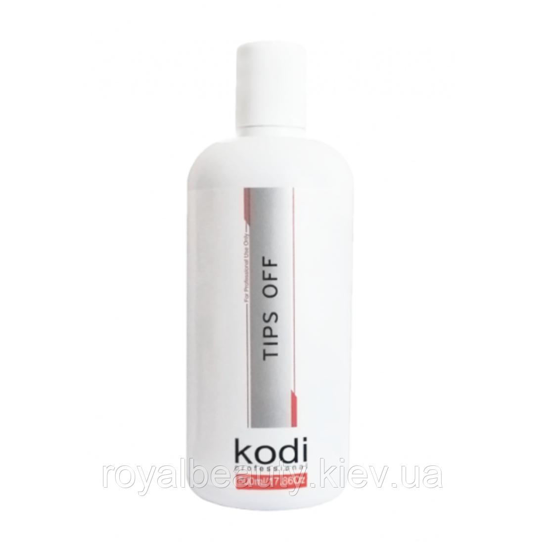 Жидкость для снятия гель-лака (акрила) KODI 500 МЛ.