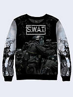 Мужской  Свитшот SWAT