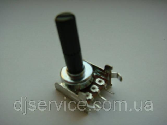 Потенциометр WH121 B10k 20mm для пультов