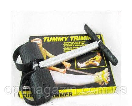 Тренажер для дому еспандер пружинний Tummy Trimmer, фото 2