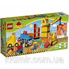 Конструктор LEGO Duplo 10813 Великий будмайданчик