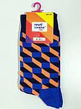Тубус с носками LOMM 6 пар 36-44 Cube tube (111-15), фото 3
