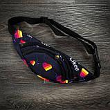 Комплект рюкзак Intruder Likee + бананка Темно-синий (1597922865), фото 3