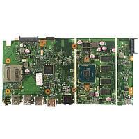 Материнская плата Asus X541SA REV.2.0 (N3710 SR2KL, 4GB, DDR3, UMA), фото 1