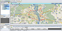 Услуга GPS-мониторинга и контроля топлива