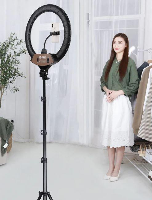 Селфи-лампа Led кільце 32см YQ320