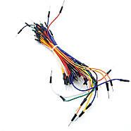 Набор проводов для Ардуино (Папа - папа 65 шт.), фото 4