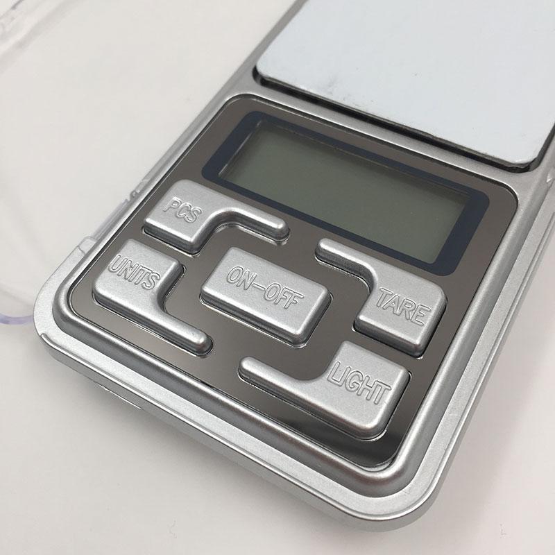 Весы электронные ювелирные Pocket Scale MH 200, карманные портативные мини весы