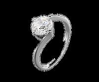 Серебряное кольцо   15-20,5