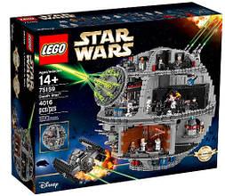 Блоковий конструктор LEGO Star Wars Death Star Звезда Смерти (75159) New Original