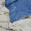 Постельное белье ранфорс Viluta (19020) полуторный 214х150 см, фото 2
