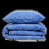 Постельное белье ранфорс Viluta (19020) полуторный 214х150 см, фото 4