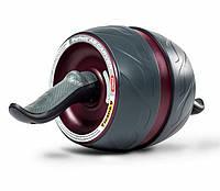 Тренажер колесо для пресса, ролик для пресса с возвратным механизмом