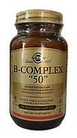 Комплекс витаминов В-50 (B-Complex) 100 капсул