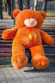 Плюшевий ведмедик Пух 180 см Карамельний