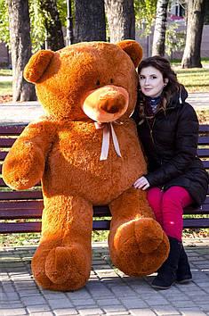 Плюшевий Ведмедик Пух 180 см Коричневий