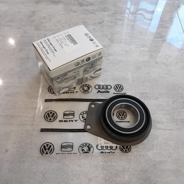 Подшипник полуоси Volkswagen MULTIVAN Т5 Мультиван Т5. Подвесной. 7H0407181. VAG Германия