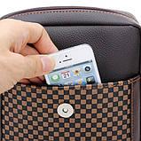Уценка. Изъян. Скидка. Небольшая мужская сумка  УЦКС27, фото 8