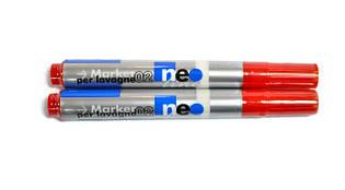 Маркер для белых досок,красный Neo Line 5577